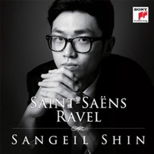 シン・サンイル / SAINT-SAENS - CONCERT NO.2 / RAVEL - CONCERTO G MAJOR [シン・サンイル][CD]|seoul4