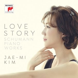 キム・ジェミ / Love Story - Schumann: Piano Works[キム・ジェミ][CD]|seoul4