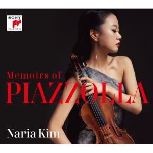 キム・ジュウォン (NARIA KIM) / MEMOIRS OF PIAZZOLLA (2CD)[...