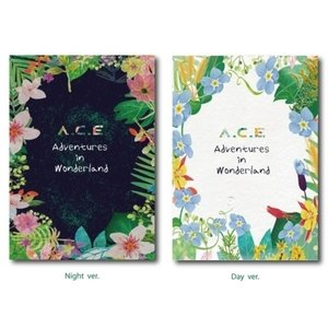 A.C.E / A.C.E ADVENTURES IN WONDERLAND (REPACKAGE)[A.C.E][CD]