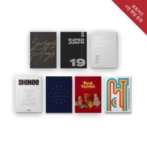 (予約販売)2019 SM SEASONS GREETINGS[シーズングリーティング][EXO/TVXQ/SHINEE/SJ/NCT/SNSD/REDVELVET]|seoul4