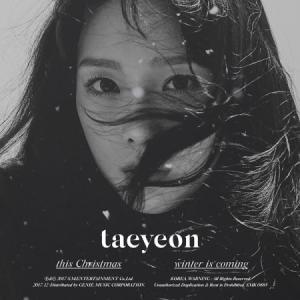 (予約販売)少女時代 テヨン / THIS CHRISTMAS - WINTER IS COMING[少女時代 テヨン] [CD]|seoul4