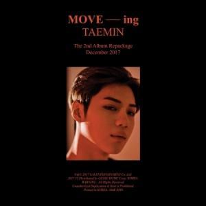 (予約販売)テミン (SHINee) / MOVE-ing (2集・リパッケージ)[テミン (SHINee)][CD] seoul4