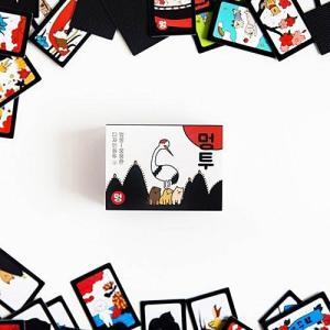 [韓国雑貨]ワンコが詰まった 韓国花札[韓国 お土産][可愛い][かわいい]|seoul4|06