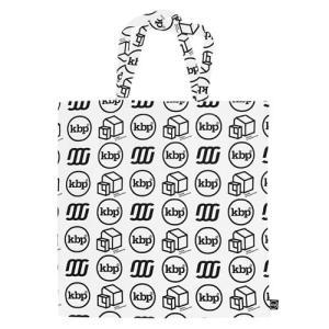 [韓国雑貨]MAISON KBP SEOUL《eco bag》[韓国 お土産][流行][ハングル][可愛い][かわいい] seoul4