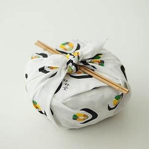 [韓国雑貨]お弁当の包みやハンカチに キンパのポジャギ[韓国 雑貨] [かわいい] [アジアン雑貨]|seoul4