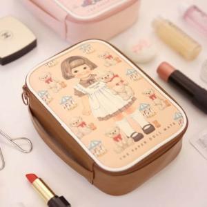 [韓国雑貨]=paper doll mate= Better beauty pouch M[韓国 お土産][可愛い][かわいい][文房具][文具]|seoul4|03