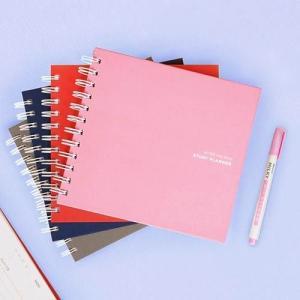 [韓国雑貨]10分だけのお気軽スタイル STUDY PLANNER ver.2[スタディープランナー][スケジュール帳][手帳][かわいい][文房具][文具]|seoul4