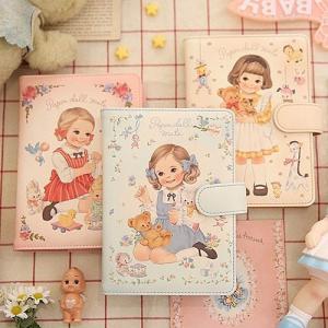 [韓国雑貨]=paper doll mate= 2018 daily diary[輸入雑貨] [文房具] [文具] [かわいい]|seoul4