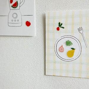 [韓国雑貨]ペンだけの真っ黒な毎日をHAPPYに彩る ダイアリーの強い見方 ダイアリーデコステッカー《選べる5シートセット》|seoul4