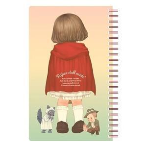 [韓国雑貨]=paper doll mate= 乙女なアナタの spring note ver.3《選べる3タイプ》[韓国 お土産][可愛い][かわいい][文房具][文具]|seoul4|02