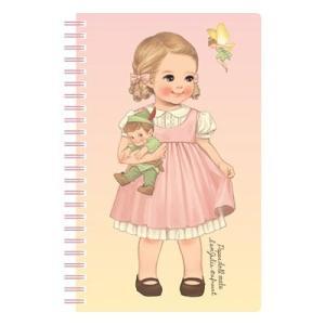 [韓国雑貨]=paper doll mate= 乙女なアナタの spring note ver.3《選べる3タイプ》[韓国 お土産][可愛い][かわいい][文房具][文具]|seoul4|05