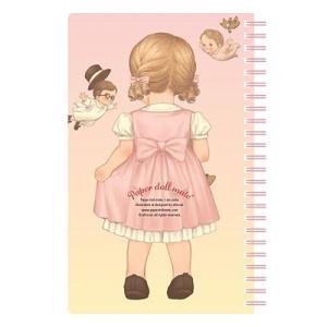 [韓国雑貨]=paper doll mate= 乙女なアナタの spring note ver.3《選べる3タイプ》[韓国 お土産][可愛い][かわいい][文房具][文具]|seoul4|06