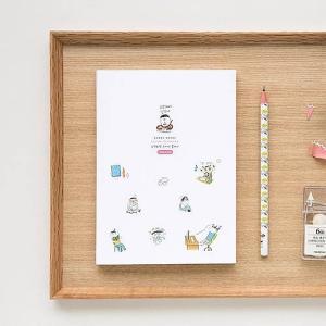 [韓国雑貨]落書きのような可愛さ todac todac study planner[スタディプランナー][スタディープランナー][韓国文房具][可愛い][かわいい]|seoul4|02