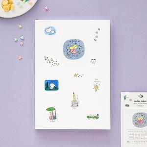 [韓国雑貨]落書きのような可愛さ todac todac weekly Diary《2019年韓国暦》[ダイアリー][韓国文房具][可愛い][かわいい]|seoul4|02