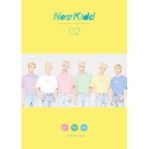 NEWKIDD02 / BOY BOY BOY(シングルアルバム)[NEWKIDD02]