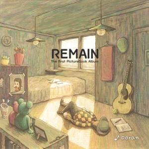 ドラン(DORAN) / REMAIN(1集)[絵本合本] [ドラン(DORAN)][CD] seoul4