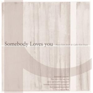 キム・ジソン&キム・ダイェ / SOMEBODY LOVES YOU [キム・ジソン&キム・ダイェ][CD]|seoul4