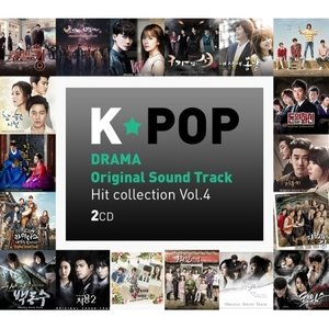 V.A / K-POP DRAMA OST (HIT COLLECTION VOL.4) [オムニバス] [OST][CD]|seoul4