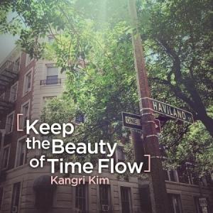 キム・ガンリ /  KEEP THE BEAUTY OF TIME FLOW (1ST EP) [キム・ガンリ][ジャズ][CD]|seoul4