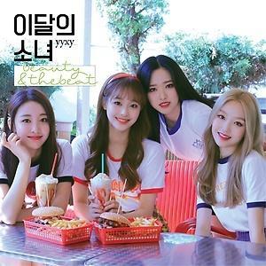 今月の少女 YYXY / BEAUTY&THEBEAT (MINI ALBUM)(通常版)[今月の少女 YYXY][CD]