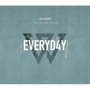 WINNER / EVERYD4Y(2集) DAY VER.[WINNER][CD]