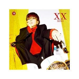 ソン・ミンホ / MINO FIRST SOLO ALBUM : XX '[Ver.1][韓国 CD] seoul4