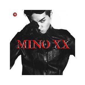 ソン・ミンホ / MINO FIRST SOLO ALBUM : XX '[Ver.2][韓国 CD] seoul4