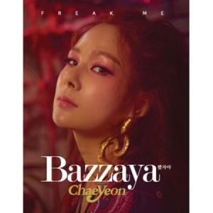 チェヨン / BAZZAYA (SINGLE ALBUM) [チェヨン][韓国 CD]|seoul4