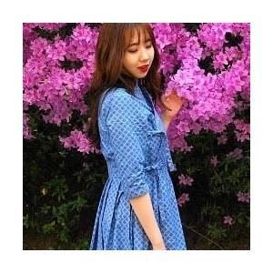 [韓国雑貨]伝統衣装チマを今に蘇らせた 韓国の香りがするワンピース《ビンテージスクエア》[ファッション][可愛い][かわいい][韓国 お土産]|seoul4|02