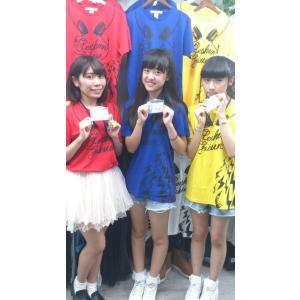 青SHUN学園×セフィロティック・ツリーコラボTシャツ|sephirothictree|03