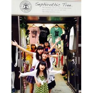 青SHUN学園×セフィロティック・ツリーコラボTシャツ|sephirothictree|05