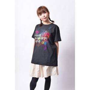 【受注生産】優月心菜コラボ かくかくしかじかちゃんTシャツ|sephirothictree