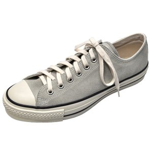 CONVERSE(コンバース) 【MADE IN JAPAN】(日本製) SUEDE ALL STAR J OX(スウェード オールスター) ローカット GREY|septis