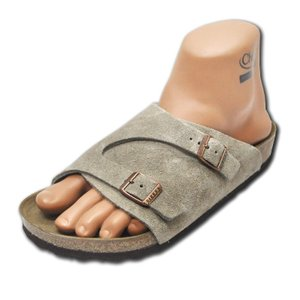 BIRKENSTOCK (ビルケンシュトック)【MADE IN GERMANY】 ZURICH SUEDE SANDAL(ドイツ製 チューリッヒ スエード サンダル) TAUPE septis