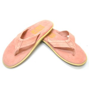 ISLAND SLIPPER(アイランドスリッパ) PT203 SUEDE SANDAL(スウェードサンダル) SUEDE PINK|septis