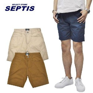 【3 COLOR】SEPTIS ORIGINAL(セプティズオリジナル) BACKSTRAP L POCKET SHORT PANTS(バックストラップ Lポケットショートパンツ) POPLIN(ポプリン)|septis