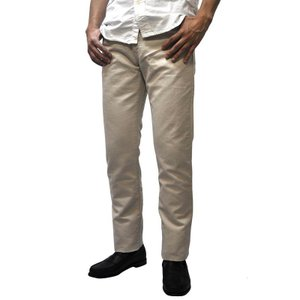 EMPIRE&SONS(エンパイア&サンズ) 【MADE IN U.S.A】SLIM STARAIGHT PIQUE PANTS(アメリカ製 スリムストレートピケパンツ) STONE septis