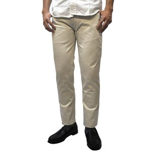 EMPIRE&SONS(エンパイア&サンズ) 【MADE IN U.S.A】SLIM TAPERED COTTON SATEEN PANTS(アメリカ製 スリムテーパードコットンサテンパンツ) NATURAL septis