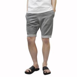 SEPTIS ORIGINAL(セプティズオリジナル) ENTRY SG(エントリーエスジー)別注 SWEAT SHORT PANTS(スウェットショートパンツ) FOGGY GREY|septis