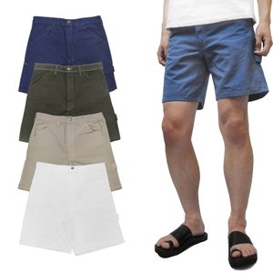 【5 COLOR】STANRAY(スタンレイ)【MADE IN U.S.A】PAINTER SHORTS(アメリカ製 ペインターショーツ) ONE WASH|septis