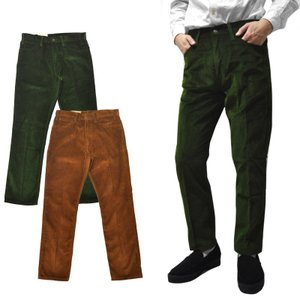 【2 COLOR】LEVI'S VINTAGE CLOTHING(リーバイス ヴィンテージクロージング) STA-PREST 519 CORDUROY PANTS(スタプレ 519 コーデュロイパンツ)|septis