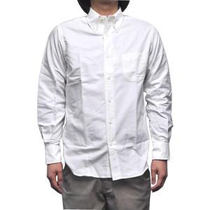 INDIVIDUALIZED SHIRTS(インディビジュアライズドシャツ) STANDARD FIT SHIRTS(長袖スタンダードフィットシャツ) REGATTA OXFORD WHITE|septis