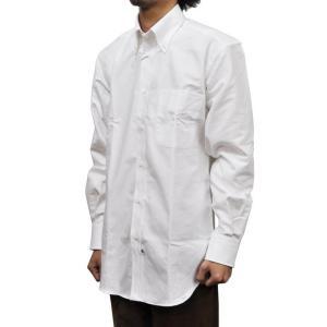 IKE BEHAR(アイク ベーハー)【MORI】クラシックフィット L/S B/D SHIRTS(長袖ボタンダウンシャツ) OXFORD(オックスフォード) WHITE|septis