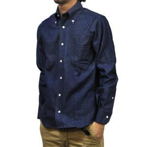 INDIVIDUALIZED SHIRTS(インディビジュアライズドシャツ) STANDARD FIT SHIRTS(長袖スタンダードフィットシャツ) VINTAGE DENIM|septis