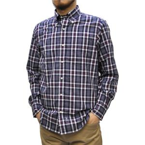 IKE BEHAR(アイク ベーハー)【JOHN】モディファイドフィット L/S B/D SHIRTS(長袖ボタンダウンシャツ) OXFORD(オックスフォード) BLUE/WHITE/RED|septis