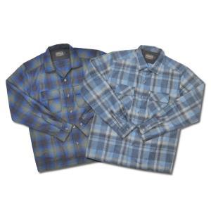 【2 COLORS】PENDLETON(ペンドルトン) JAPAN FIT BOARD SHIRTS(ジャパンフィット ボードシャツ / チェックシャツ / フランネルシャツ) WOOL septis