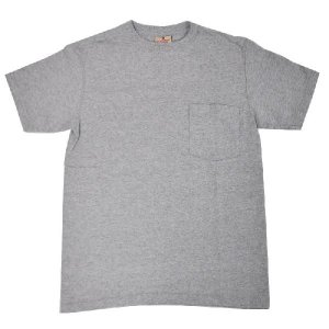 GOODWEAR(グッドウェア) S/S C/N POCKET T SHIRTS(半袖クルーネックポケットTシャツ) CUSTOM FIT(カスタムフィット) OXFORD GREY septis