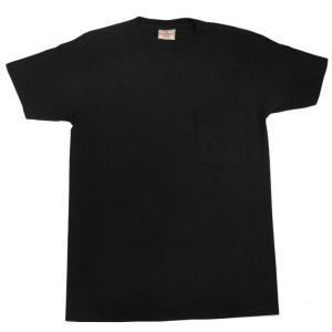 GOODWEAR(グッドウェア) S/S C/N POCKET T SHIRTS(半袖クルーネックポケットTシャツ) CUSTOM FIT(カスタムフィット) BLACK septis