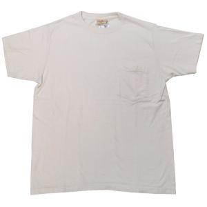 GOODWEAR(グッドウェア) S/S C/N POCKET T SHIRTS(半袖クルーネックポケットTシャツ) CUSTOM FIT(カスタムフィット) NATURAL septis
